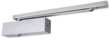 Ferme porte à crémaillère elliptique et pignon asymétrique GR 3500