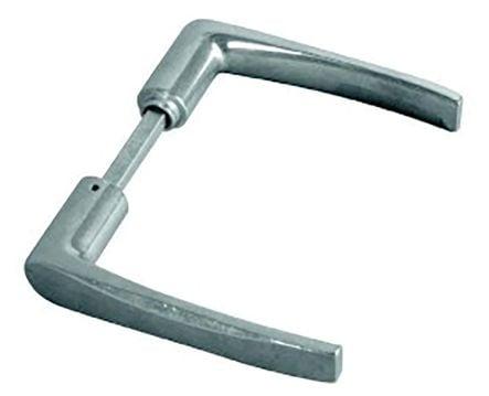 Béquille double aluminium 1 portée