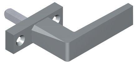 Béquille courte à carré fixe