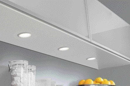Spot LED LD5000 semi applique 240 V