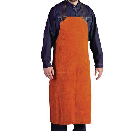 Tablier de soudeur cuir 110 x 70 cm