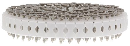 Clou rouleau bande plastique 0° galvanisé à chaud HDG