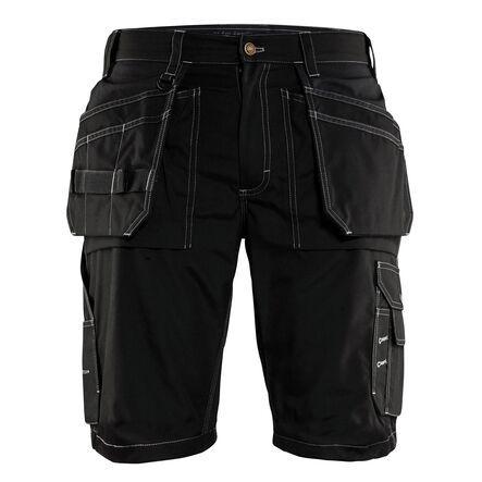 Short artisan 1526 noir