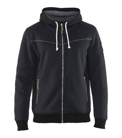 Sweat zip thermique