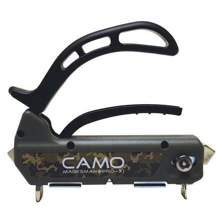 Lot d'un gabarit de pose de terrasse CAMO + Vis CAMO tête réduite empreinte 6 lobes