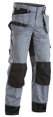 Pack pantalon gris + tee-shirt noir