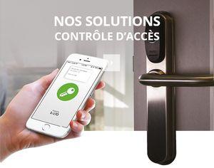 Solutions contrôle d'accès