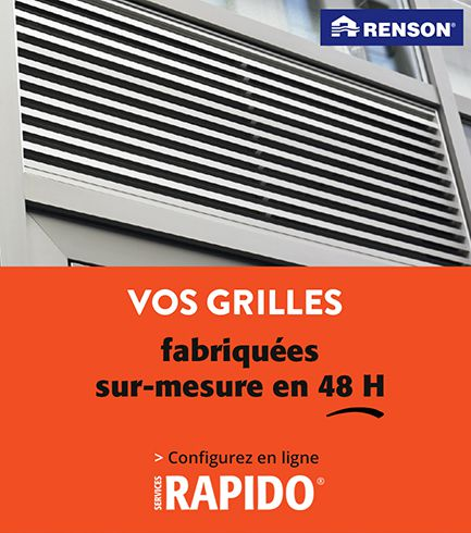 Rapido - Grille