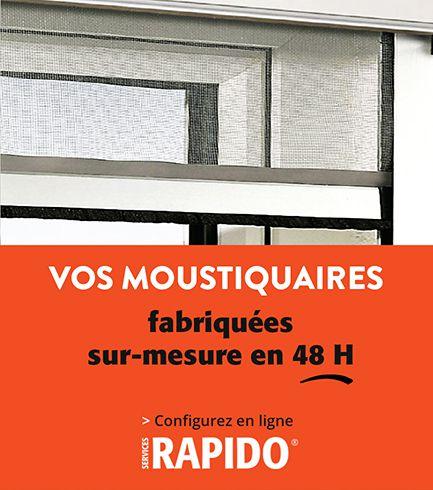 Rapido - Moustiquaire