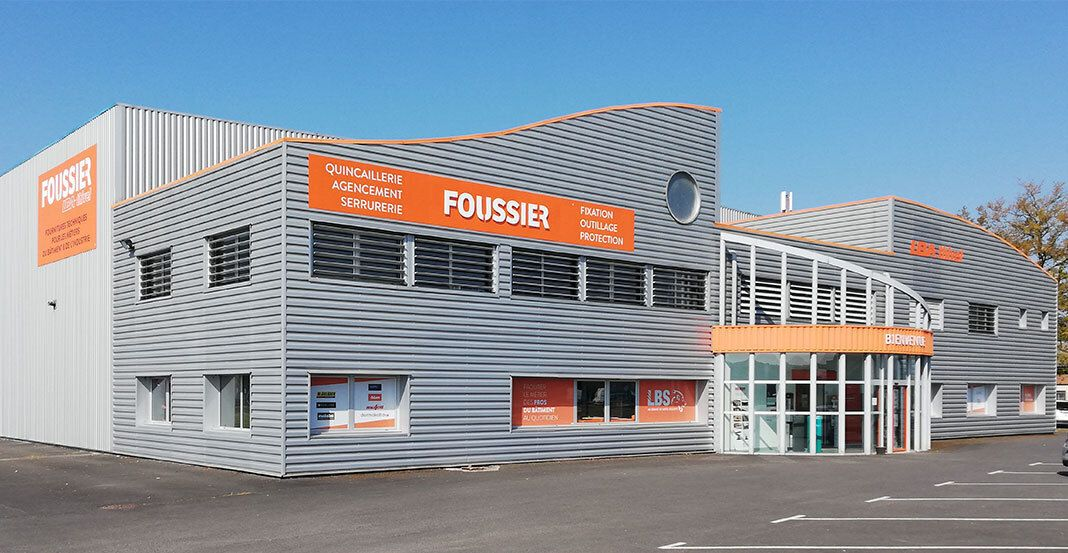 MAGASIN FOUSSIER BRIVE