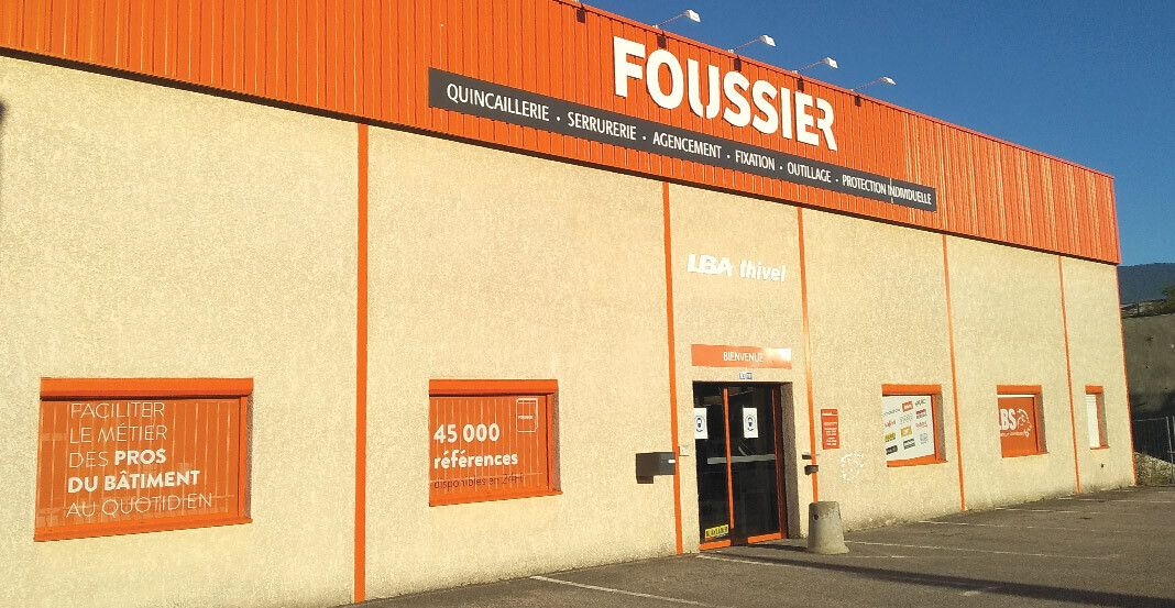 MAGASIN FOUSSIER CHAMBÉRY