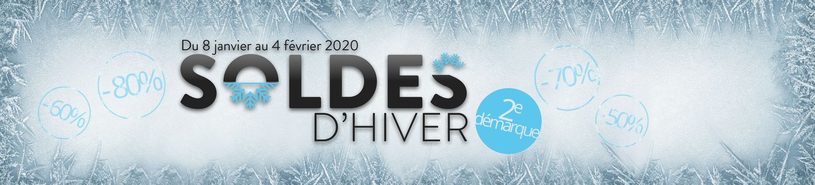 Solde Hiver 2020 FOUSSIER